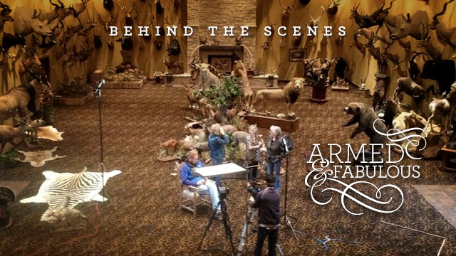 Armed & Fabulous: Behind the Scenes
