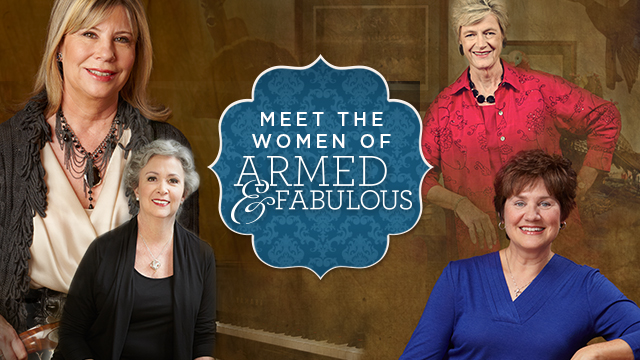 Meet the Women of Armed & Fabulous
