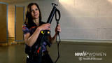 Anette Wachter: Using a Sling
