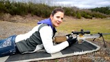 Anette Wachter: Shooting with a Bipod